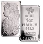 Sell Platinum Bar Coin